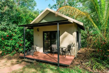 Upgrade option Pool Bungalow